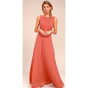 Lulus 🌸 That Something Special Maxi Dress